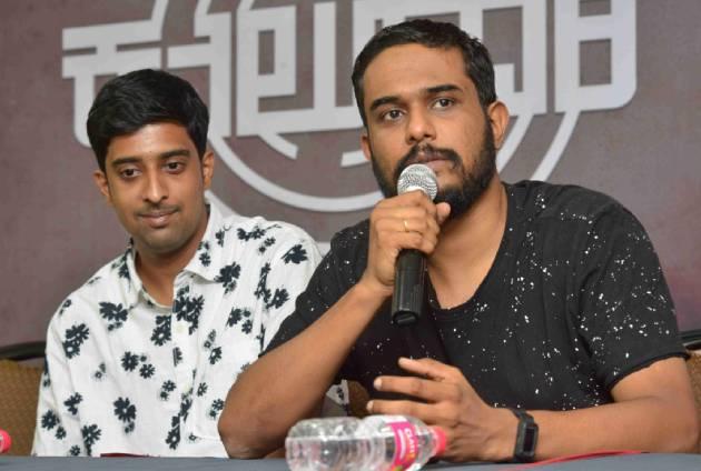 """KAVALU DAARI""(Film Press Meet )"